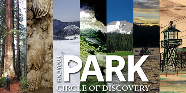Find Your Park Circle of Discovery