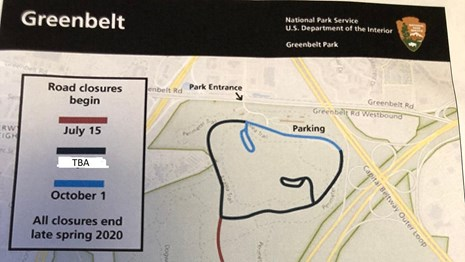 Greenbelt Park (U S  National Park Service)