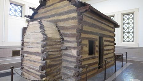 The Symbolic Birth Cabin of Abraham Lincoln