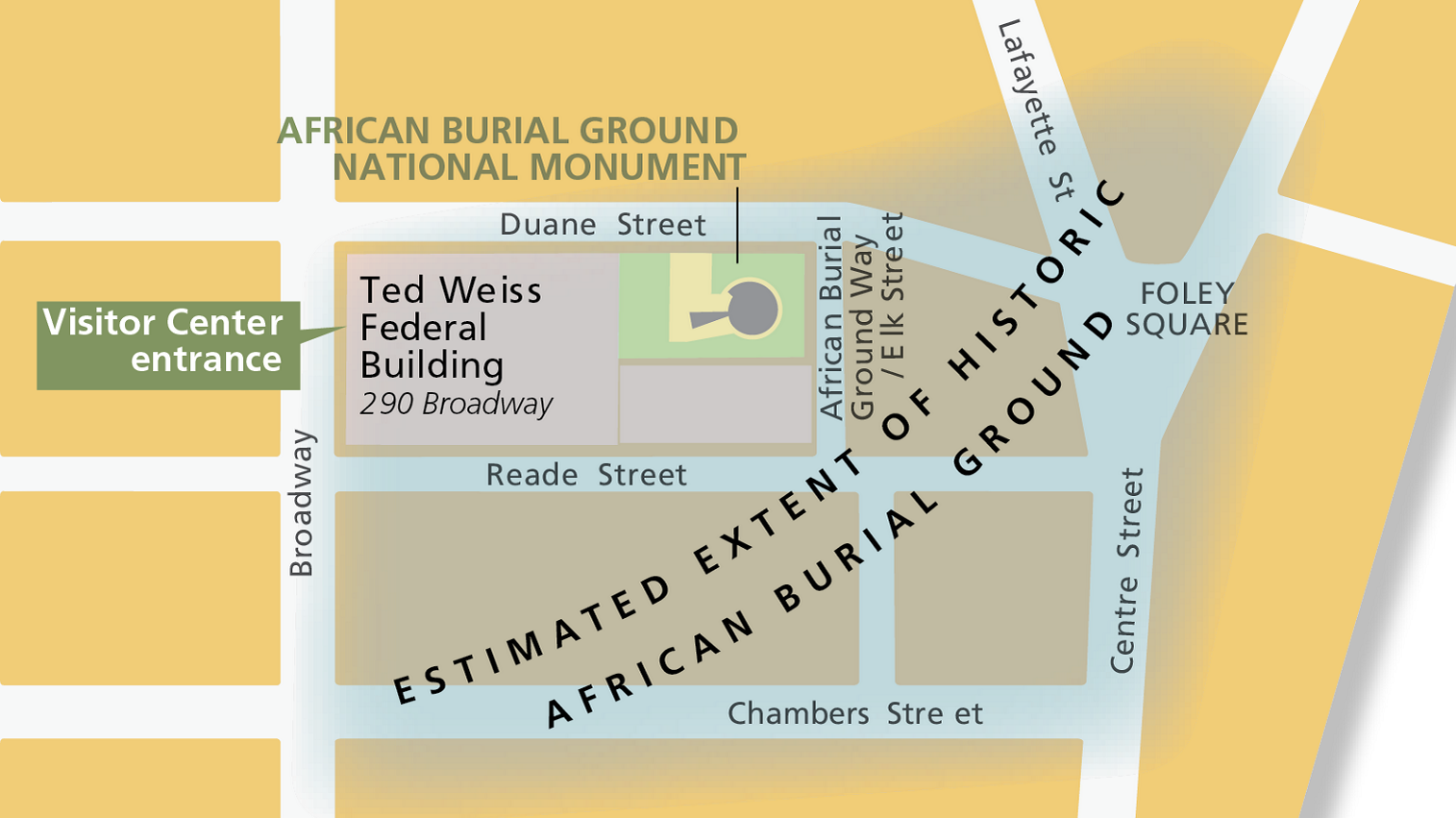 African Burial Ground National Monument (U S  National Park Service)