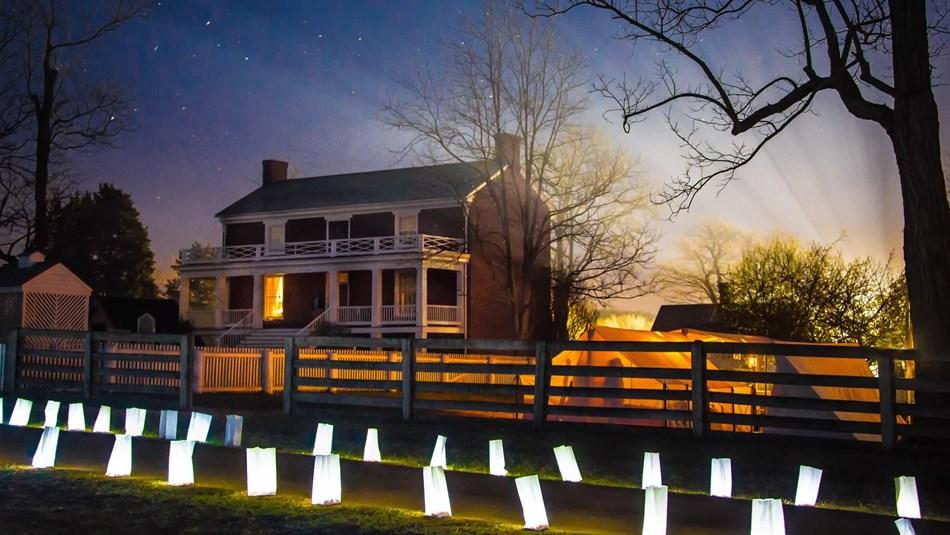 Appomattox Court House National Historical Park (U S  National Park