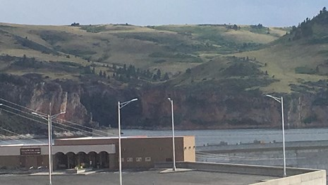 Yellowtail Dam Visitor Center in Fort Smith, MT