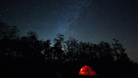 Join park staff for programs that celebrate our night sky.