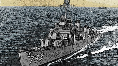 USS Cassin Young App