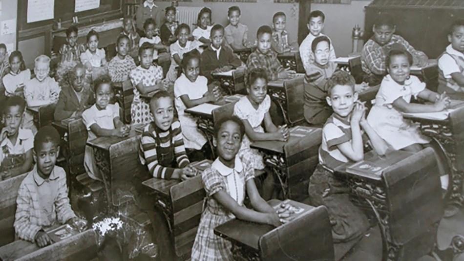 Va Topeka Ks >> Brown V Board Of Education National Historic Site U S National