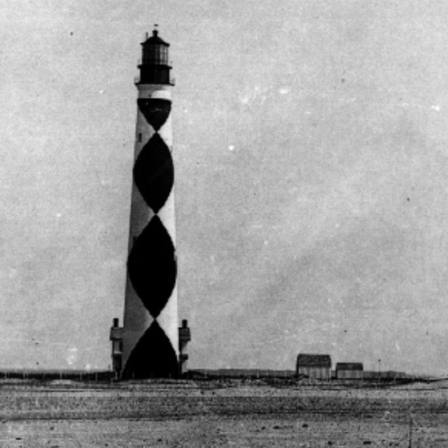 Cape Lookout Light Station (1883)