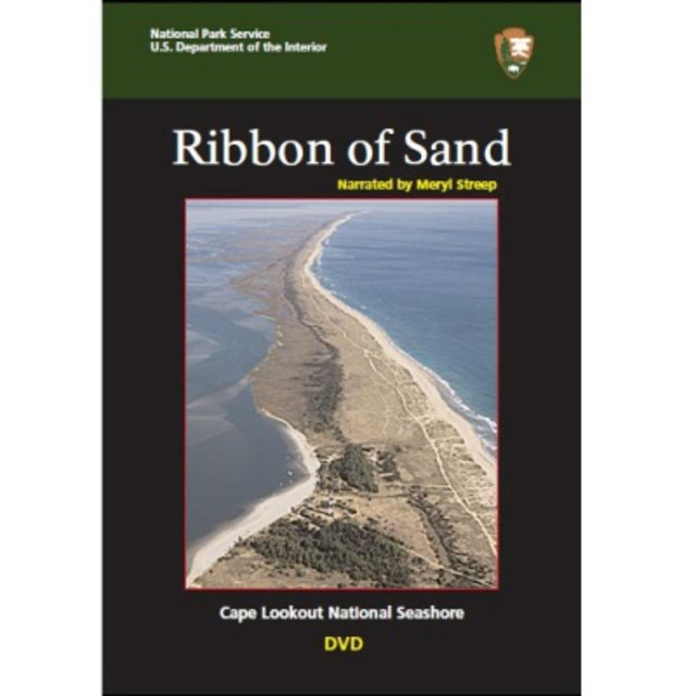 Ribbon of Sand film cover.