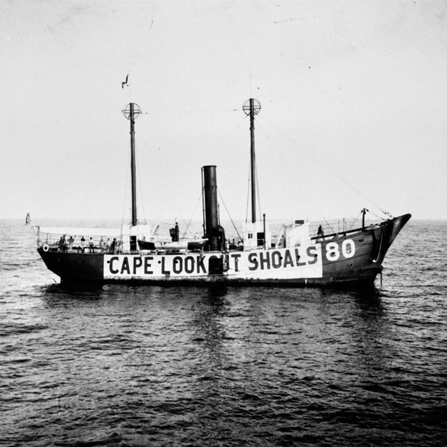 Cape Lookout Shoals Lightship