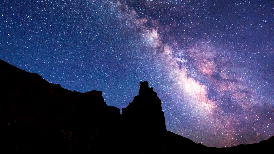 Night skies in Capitol Reef National Park