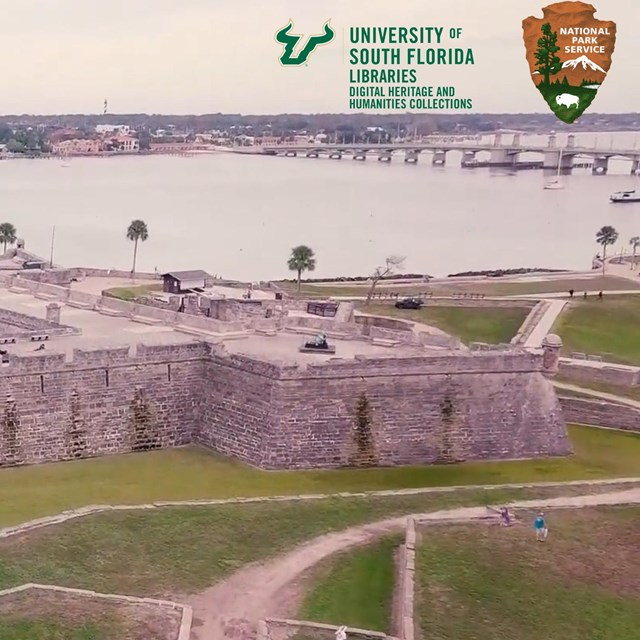 3D Rendering of Castillo de San Marcos NM