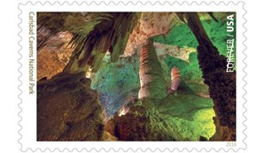 Speleothems of Carlsbad Caverns