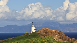 Anacapa Lighthouse. ©Tim Hauf, timhaufphotography.com