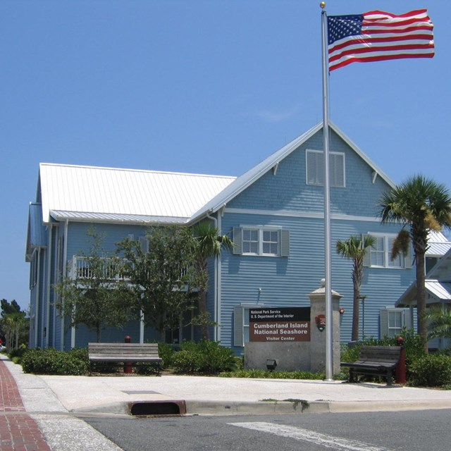 Plan Your Visit - Cumberland Island National Seashore (U S
