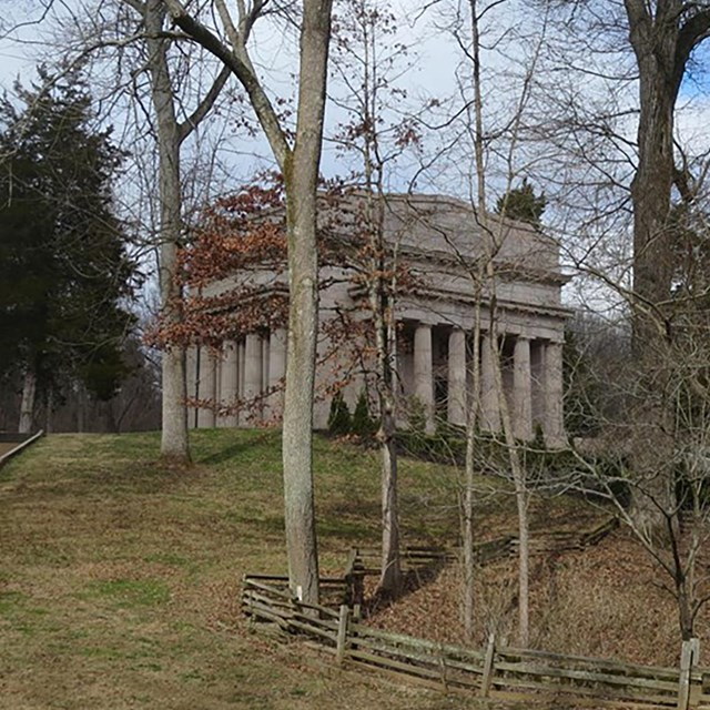 Memorial Building at Abraham Lincoln Birthplace National Historical Park