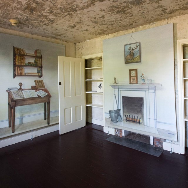The House - Edgar Allan Poe National Historic Site (U.S. ... on national home services, national home furnishings, national baseball, national transportation, national fish, national home design, national weather, national home health,