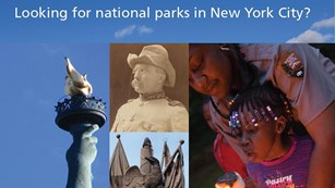 Visitors can now download three free apps to help you visit 23 national park sites around NYC.