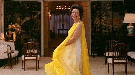 LLady Bird Johnson in the White House