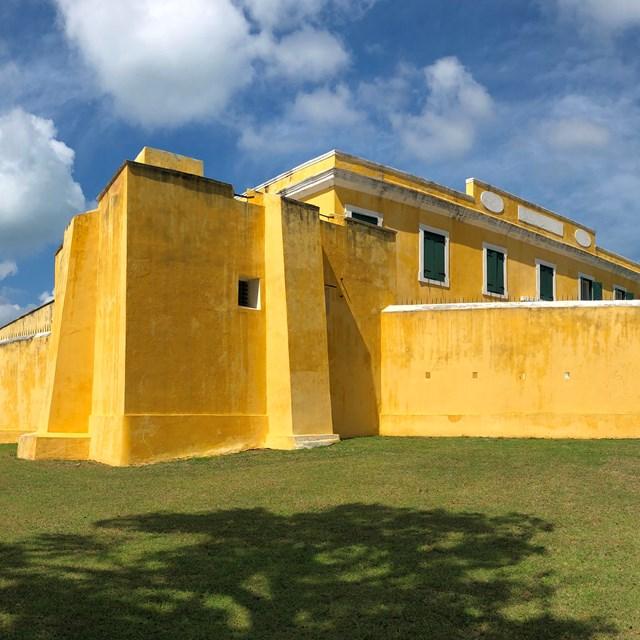 Fort Parks - Forts (U S  National Park Service)