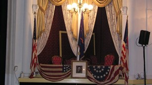President's Booth