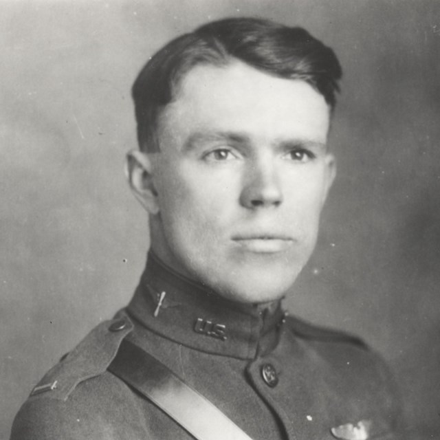 Photo portrait of man in military uniform