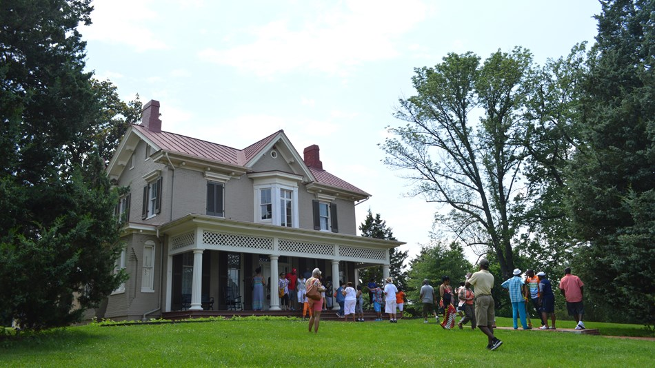Plan Your Visit - Frederick Dougl National Historic Site ... National Park Home Plans on island homes plans, square homes plans, grand homes plans, forest homes plans, mitchell homes plans, manufactured homes plans, wood homes plans,