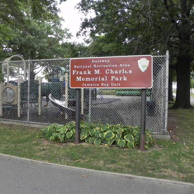 Frank Charles Park in Howard Beach, Queens