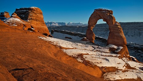 Delicate Arch Arches National Park, Utah