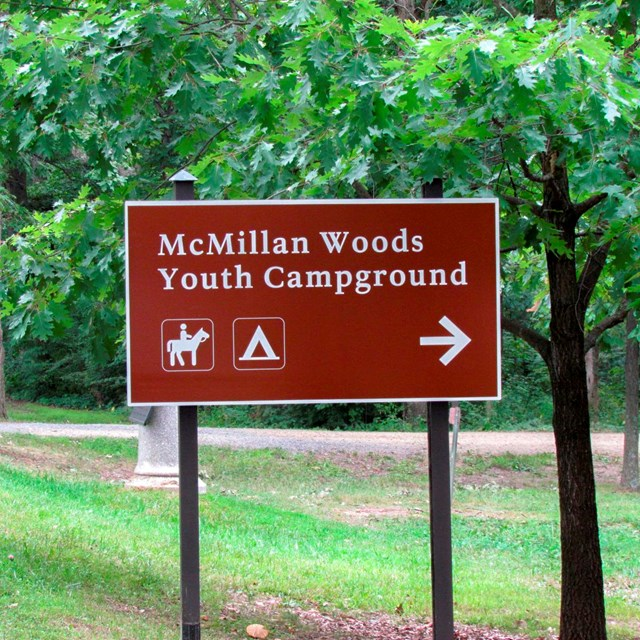 For scouting and youth groups that visit the park, we offer McMillan Woods Youth Campground.
