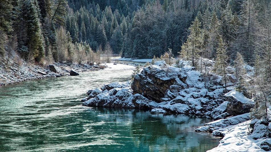Glacier National Park (U.S. National Park Service)
