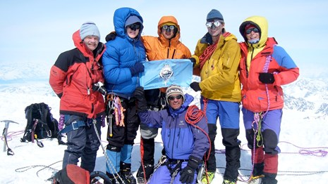 Climbers reach summit of Mt Fairweather