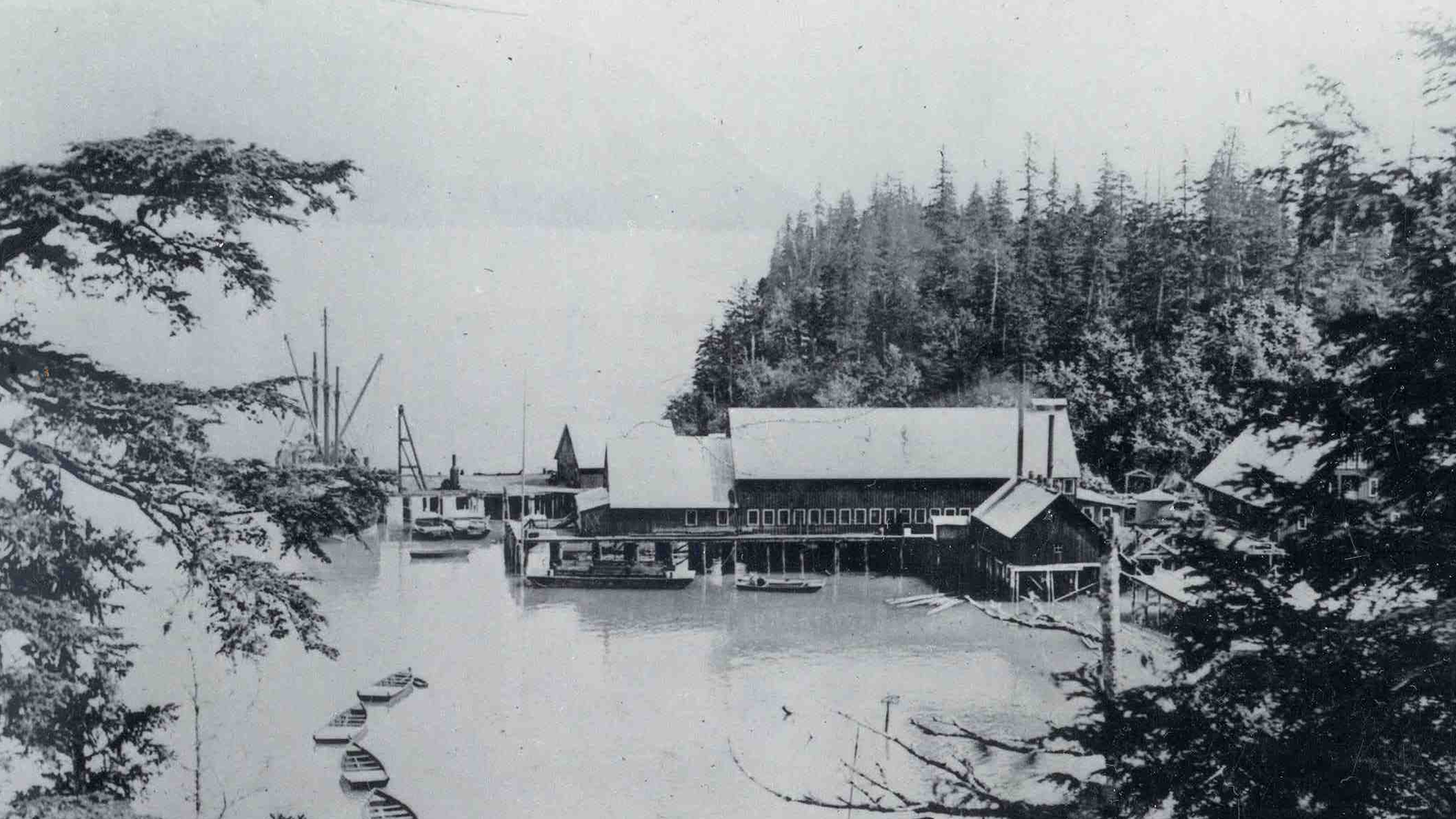 Glacier Bay Historic Resources Study