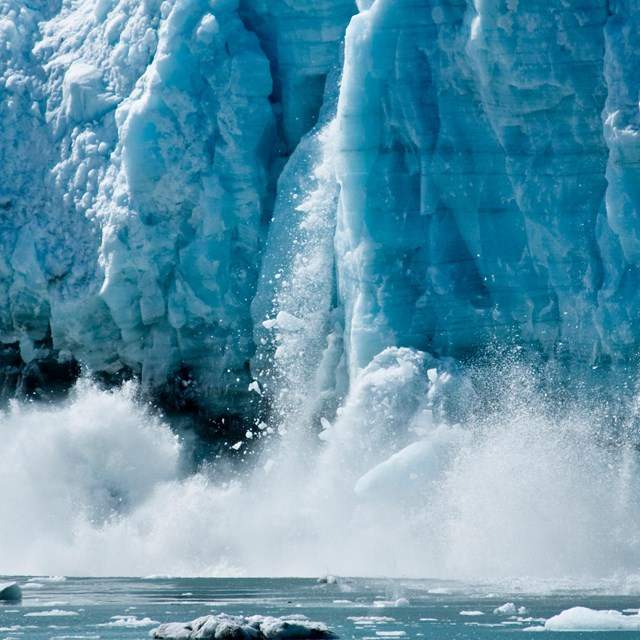 Glaciers, a Moving Force