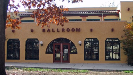 Spanish Ballroom at Glen Echo Park