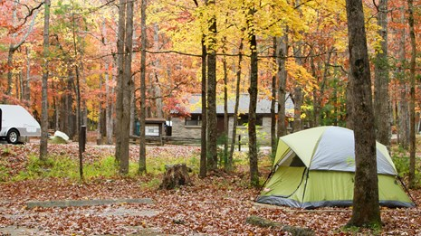Camping Reservation Information