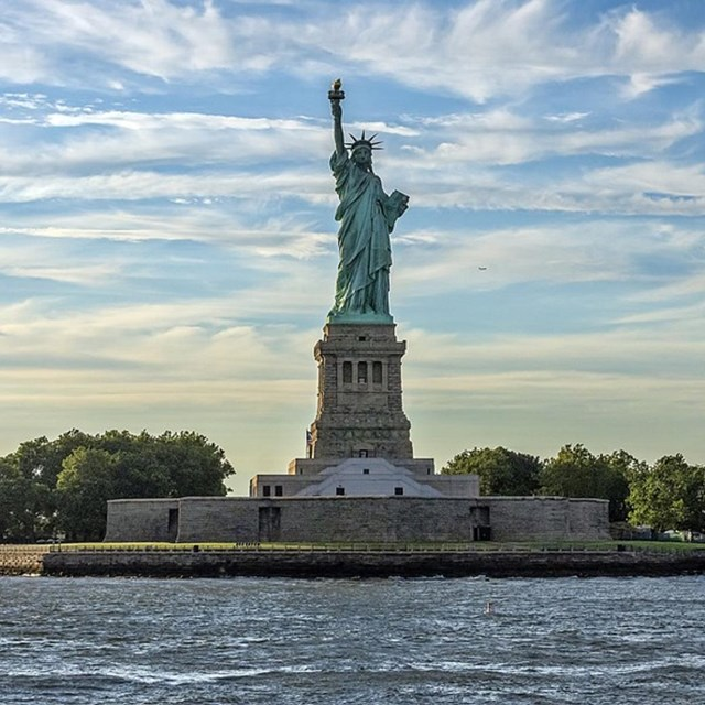 statue of liberty, cc0