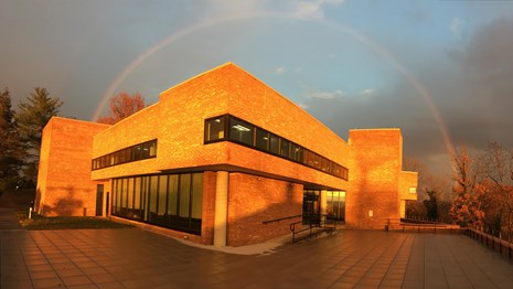 Rainbow over HFC