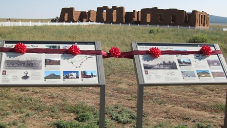 Fort Union National Monument, Watrous, NM