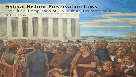cover of Federal Historic Preservation Law book