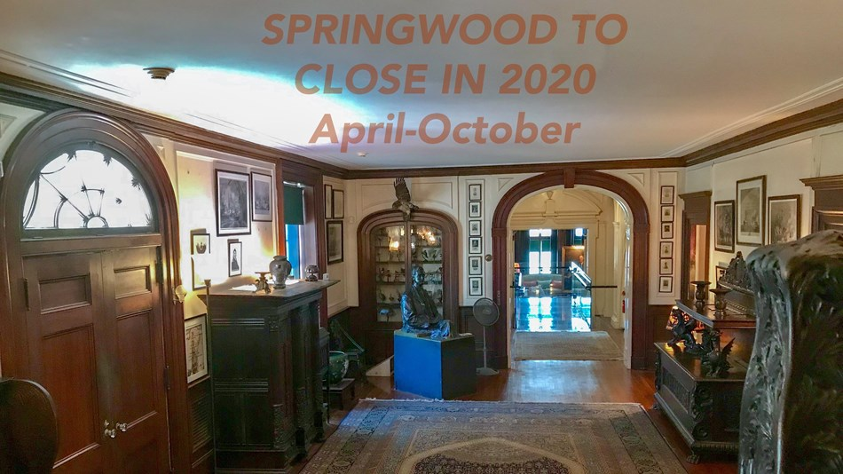 2020 Closure of the FDR Home