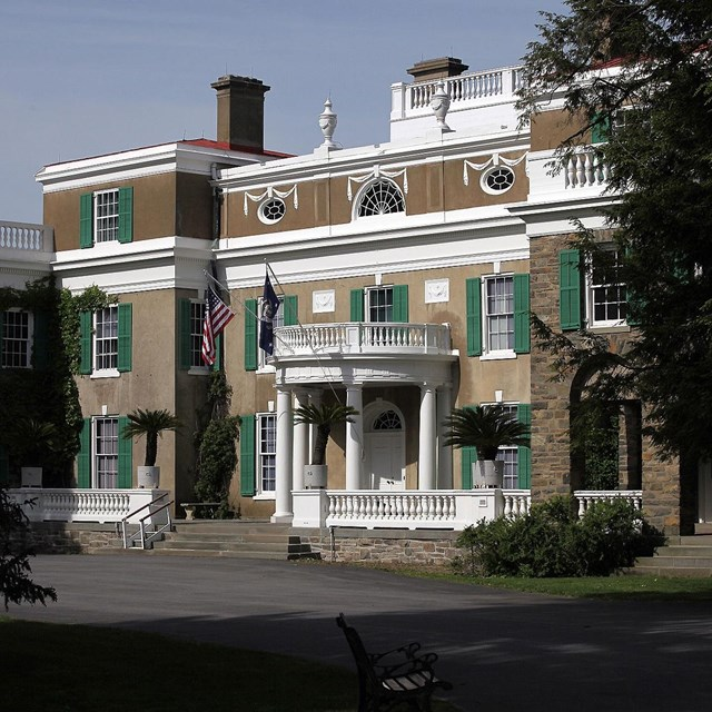 Springwood: Birthplace and Home to Franklin D. Roosevelt