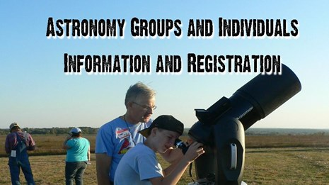 Welcome Astronomy Groups!