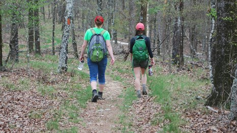 Hiking information and trail maps