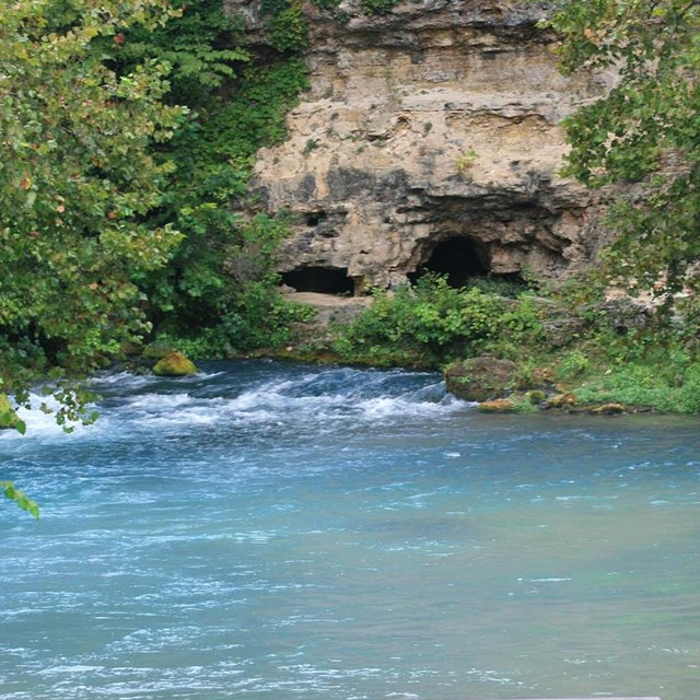 Photo of Big Spring at Ozark National Scenic Riverways