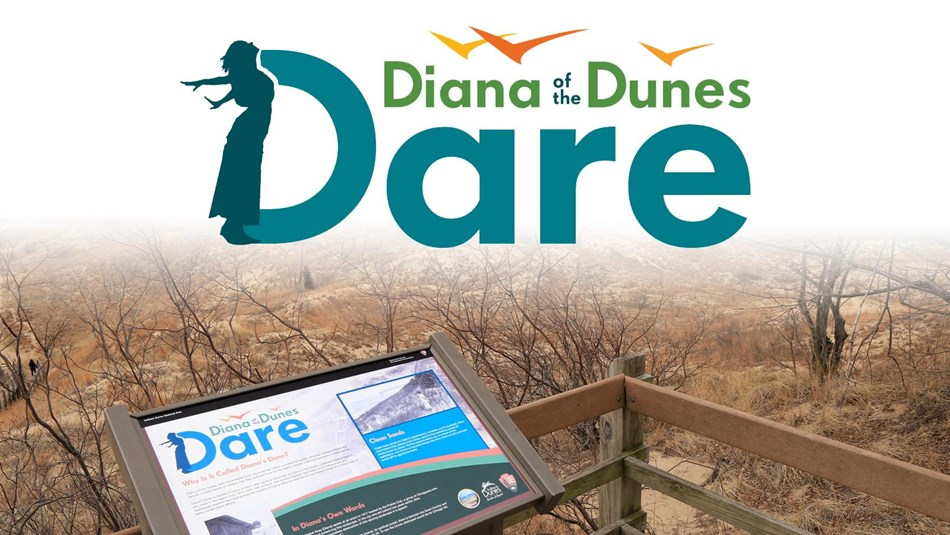 Hike and learn about Diana of the Dunes