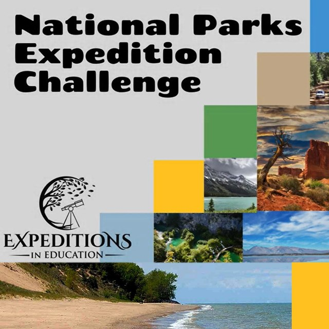 National Parks Expedition Challenge