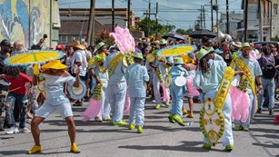 Uptown Swingers Second Line