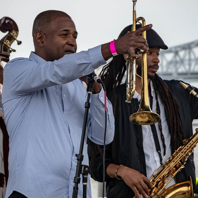 French Quarter Fest 2019