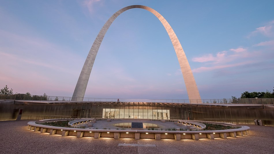 Image result for gateway arch