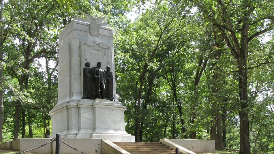 Illinois Monument
