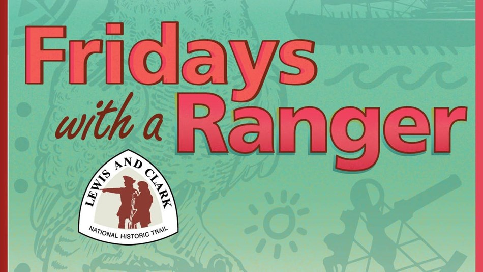graphic with fridays with a ranger logo